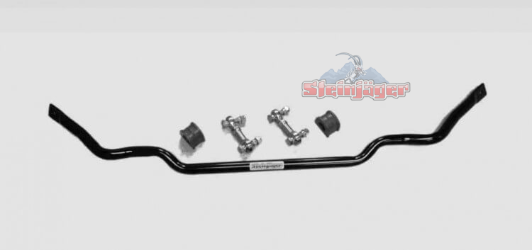 "Corvette C6 2005-2013, Rear Sway Bar with Heavy Duty End Links, 1.00"" x 0.120"" W DOM Tube & Poly Kit"