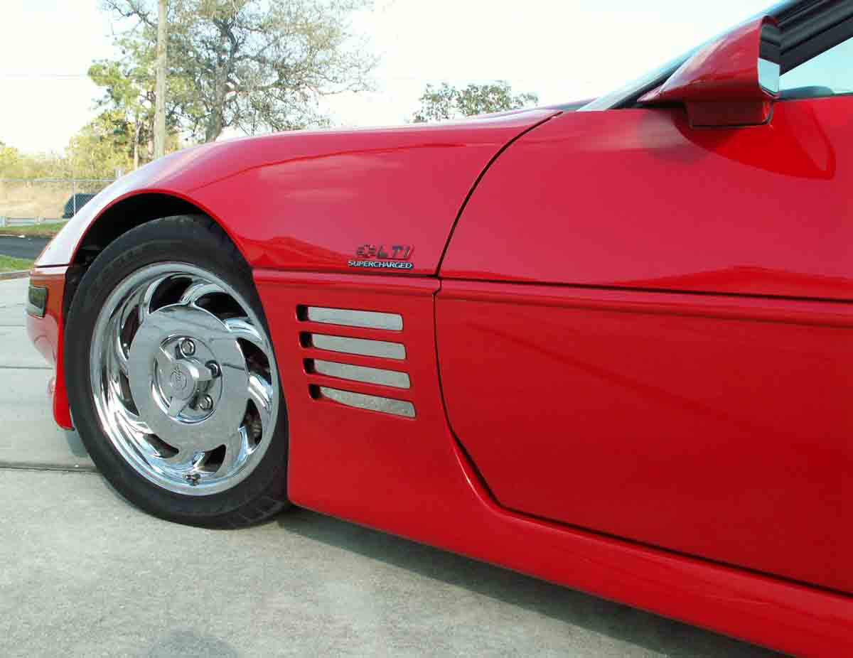 1991-1994 Corvette, C6 Corvette Performance