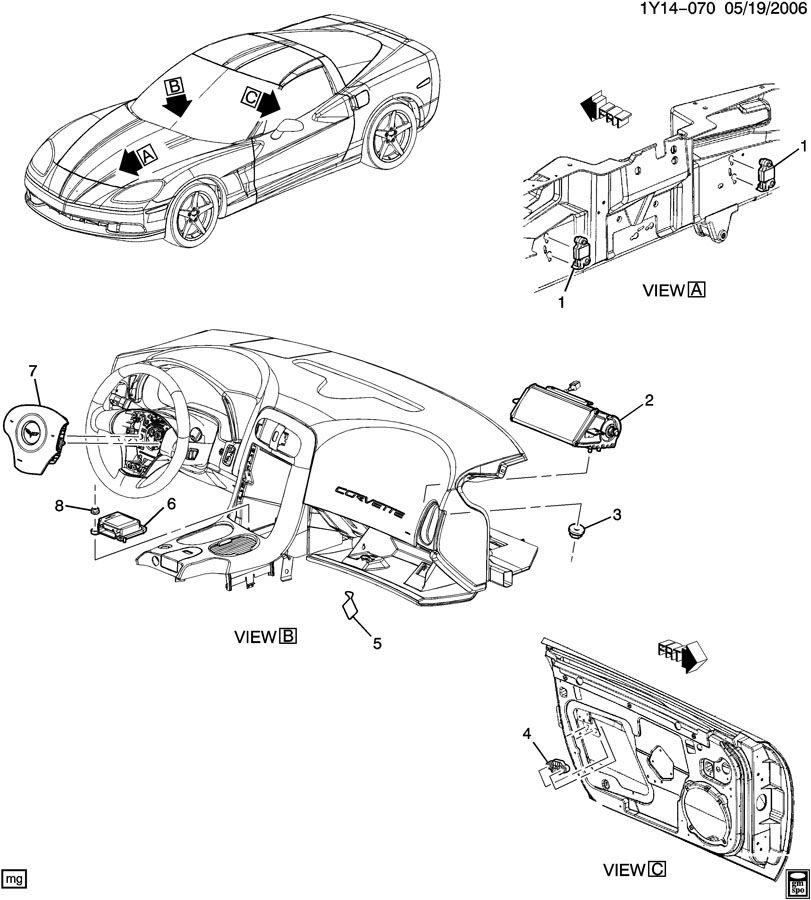 c6 corvette performance rh c6performance net c6 corvette fan wiring diagram c6 corvette bose wiring diagram