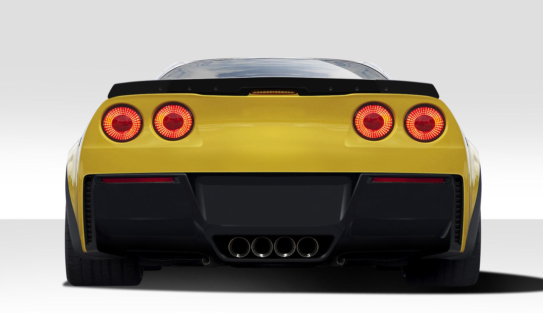 Brake Hydraulic Hose Kit-Street Legal Front,Rear fits 97-04 Chevrolet Corvette