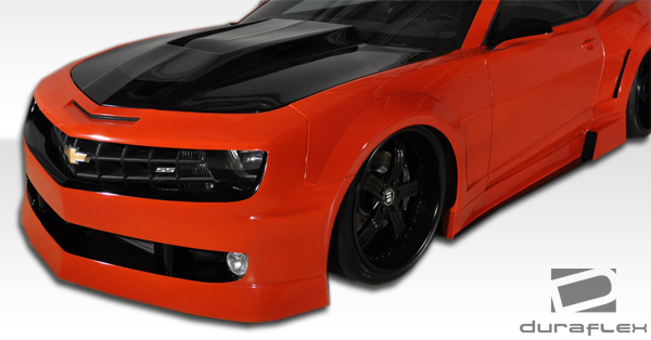2010-2013 Chevrolet Camaro Duraflex Hot Wheels Hood
