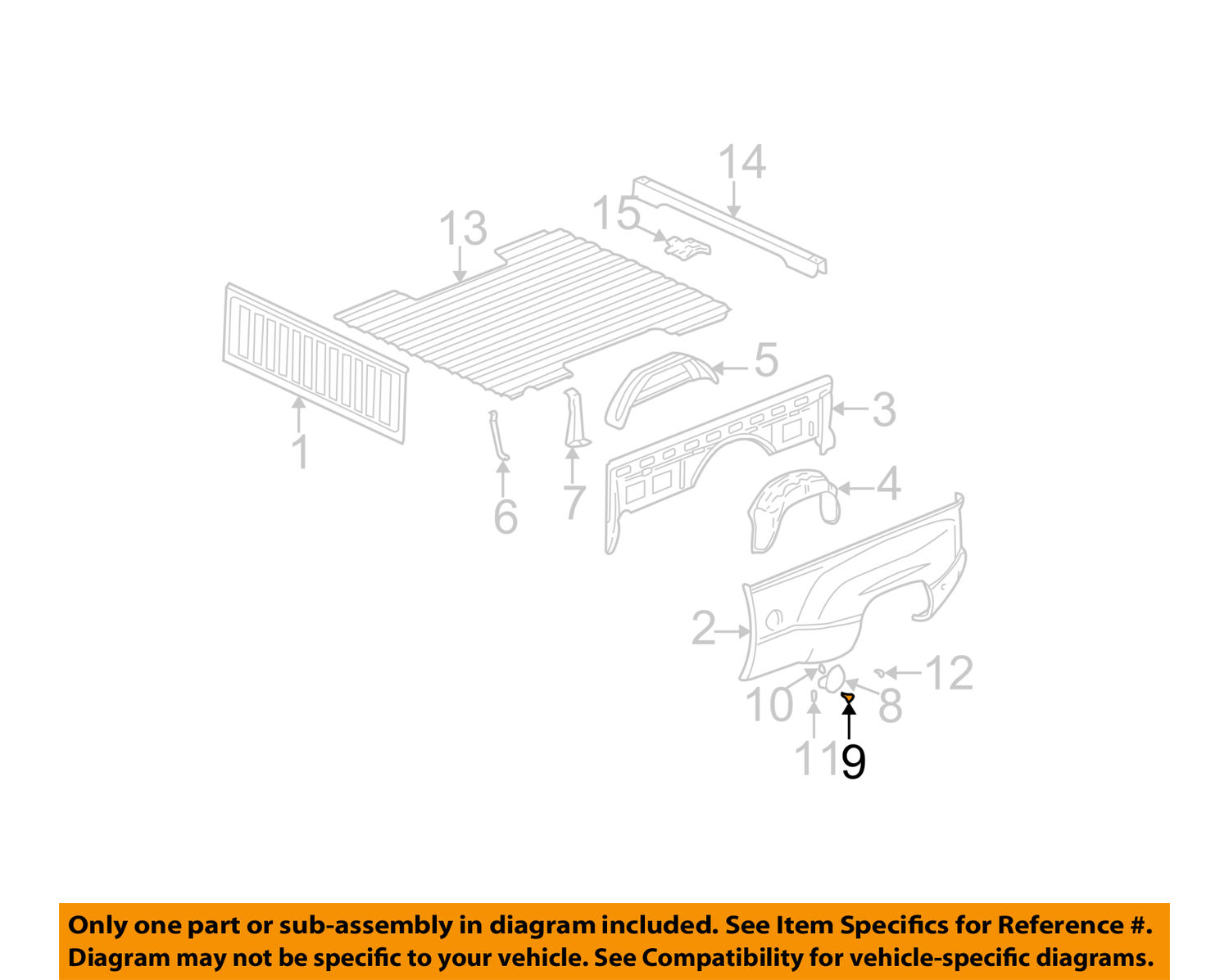 Corvette Fuel Filter Location C6 Performance 11609341 Upper Support Screw Door Oem Gm Part