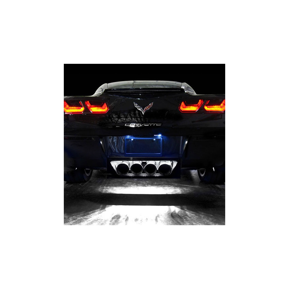2014 C7 Corvette Rear Exhaust LED Lighting Kit