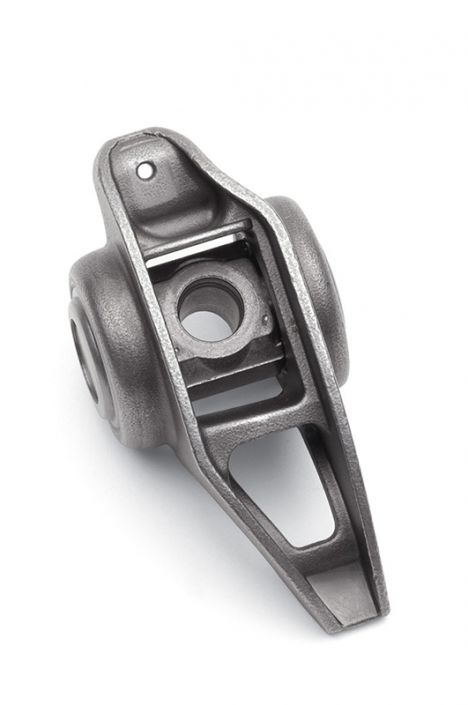 Chevy GM LS Rocker Arm for LS7 intake valves only. Offset design, 1.8:1 ratio, Each