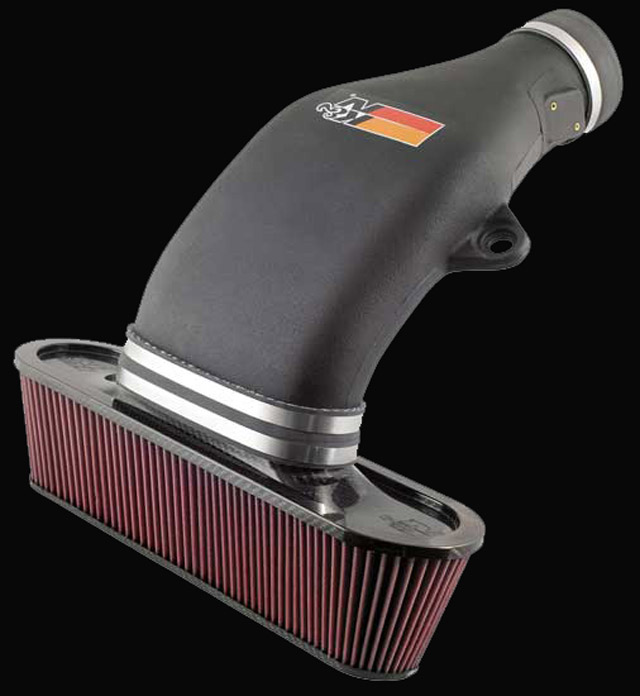 2006-13 C6/Z06 and LS3 Corvette K&N Air Charger Intake Kit