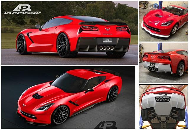 C6 Corvette Performance