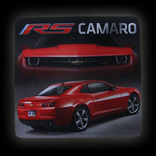 2010 Camaro RS Mouse Pad