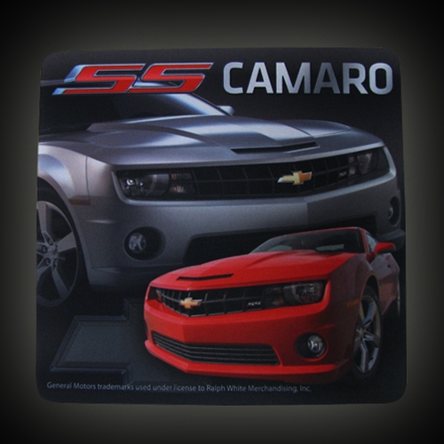 2010 Camaro SS Mouse Pad