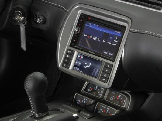 Scosche GM5201AB 2010+ Camaro Double DIN and DIN with Pocket