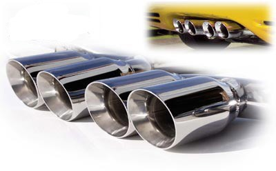 Exhaust - C5/C6 Corvette