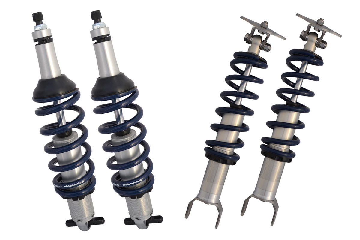 1997-2013 C5 or C6 Corvette - RideTech HQ CoilOver Shock System- Level 2