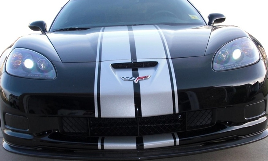 C6/Z06 Corvette Complete Blackout Kit for 06-13 Z06 Only