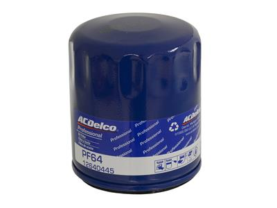 C7 Corvette Engines 14-19 Oil Filter - AC Delco Performance