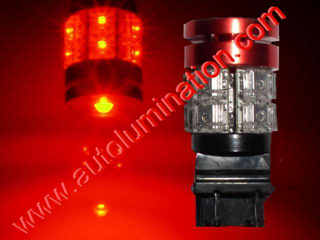 3157 or 3156 LED C5/C6/Z06 Corvette Tail Lights 11 Super Flux  LED Tower Bulbs