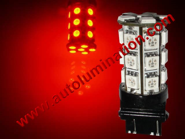 3157 or 3156 LED C5/C6/Z06 Corvette Tail Lights 27  LED Tower Bulb