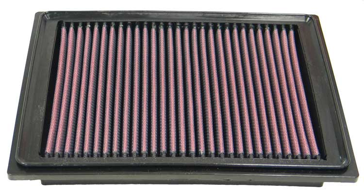 C6 Corvette Air Filter K&N Replacement : 2005-2007 LS2 Engine 2 Required, CADILLAC XLR