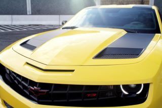 ACS Camaro T3 Hood and Body Stripe Kit