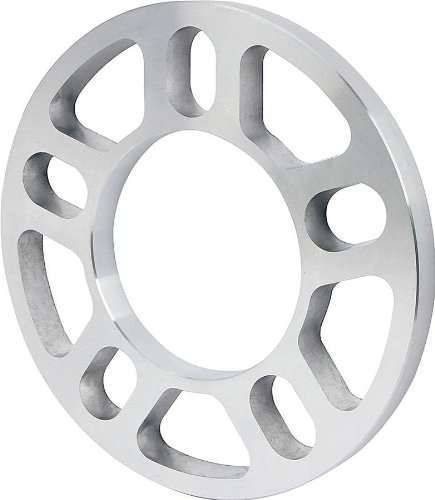 1/2 Inch Aluminum Wheel Spacers for Corvette Bolt Pattern, Corvette and Others