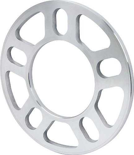 1/4 Inch Aluminum Wheel Spacers for Corvette Bolt Pattern, Corvette and Others