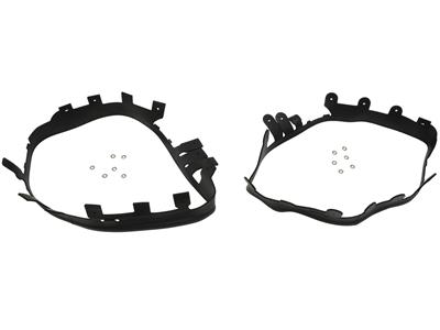C6 Corvette 05-13 Replacement 05-13 Headlight Lens Seal / Gasket To Body - Pair