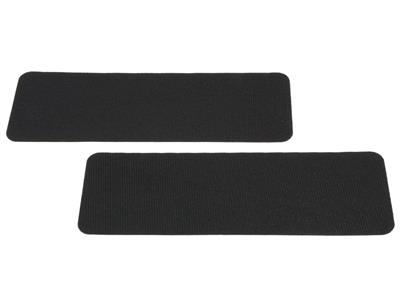 C7 Corvette 14-19 Sunvisor Label Cover - Suede / Alcantara Material - Pair, For Cars with 3LT or 3LZ (Z06)