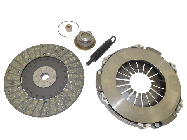 "1993-1996 C4 Corvette Clutch Kit - 11"" 26 Spline Except ZR-1 93 With RPO BAL"