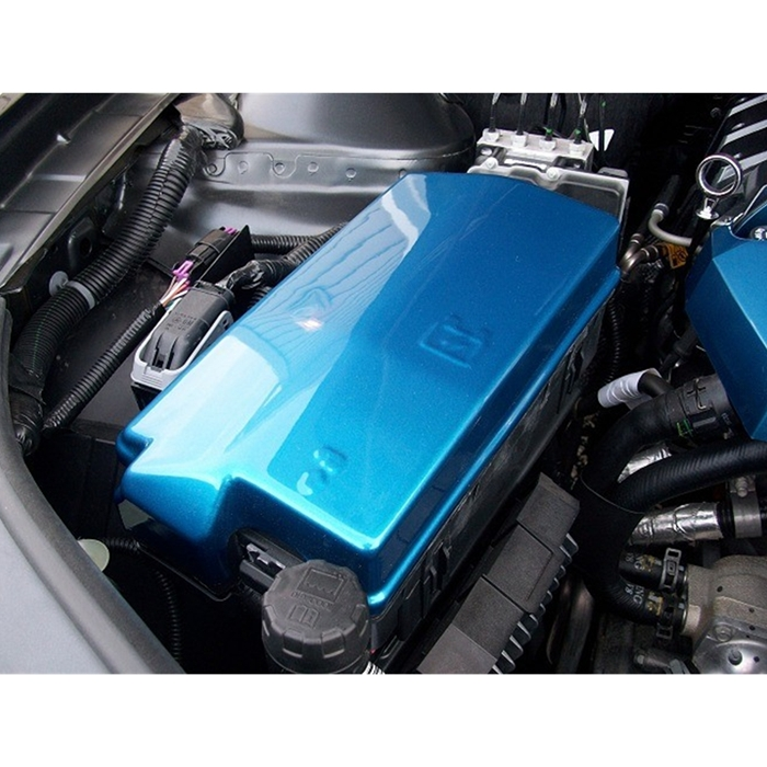 c6 corvette performance 2010 traverse fuse box 2010 2014 camaro body color painted fuse box cover v6 only