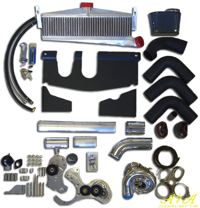 Ls1 Corvette Procharger Kit: C6 And Z06 Corvette Superchargers, And Turbos Systems
