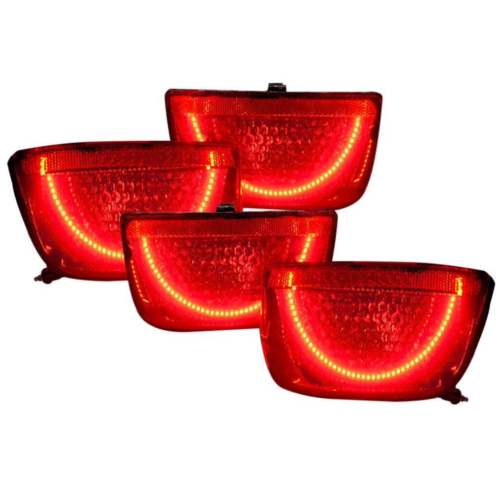 2010-2013 Chevy Camaro SMD LED Pre-Assembled Tail Lights Non RS-Afterburner 1.0