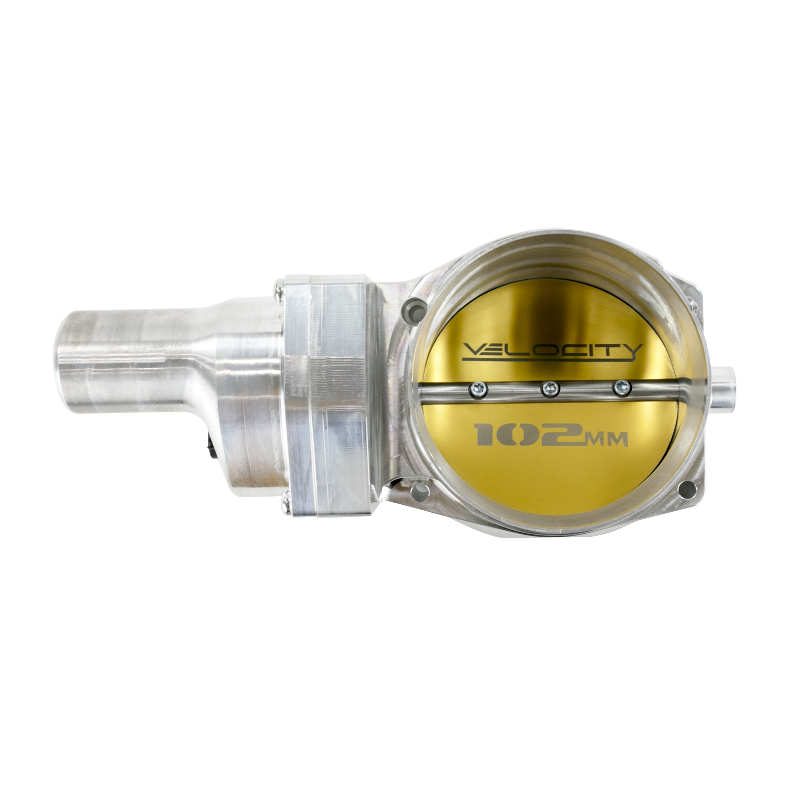 TSP Velocity 102 mm 4-Bolt LS Drive by Wire Throttle Body, Corvette, Camaro and others
