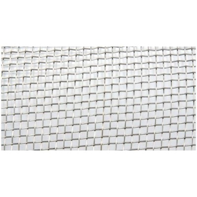 "Corvette, Camaro, Stainless Steel 1/8"" Mesh Screen 1x 3 Ft. for Heat Extractor Opening, Cooler Openings"