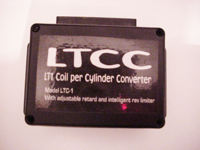 C4 Corvette Bailey LTCC Coil Conversion Module  LT1 to LS1 Ignition Controller