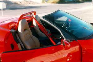 C5 Corvette Convertible Roll Bar For 1997 04 5 Point