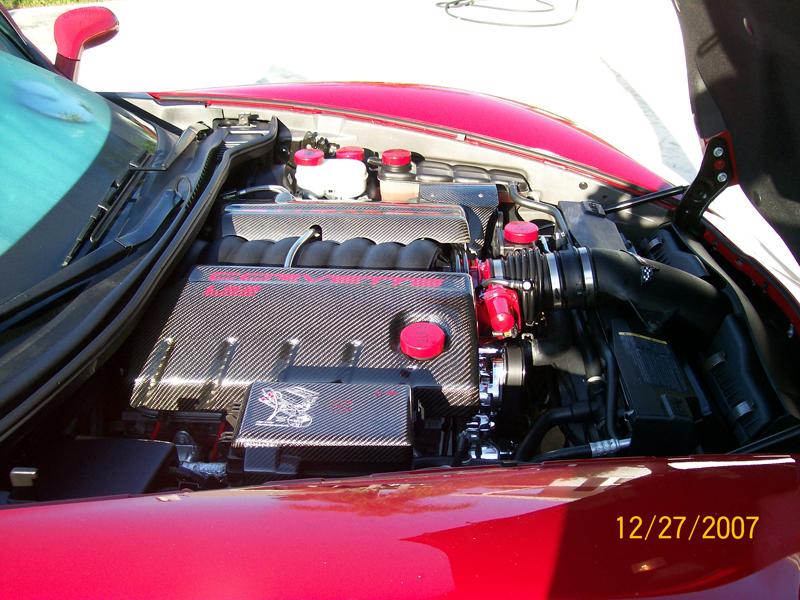 c6 corvette performance C6 Corvette Jack Points