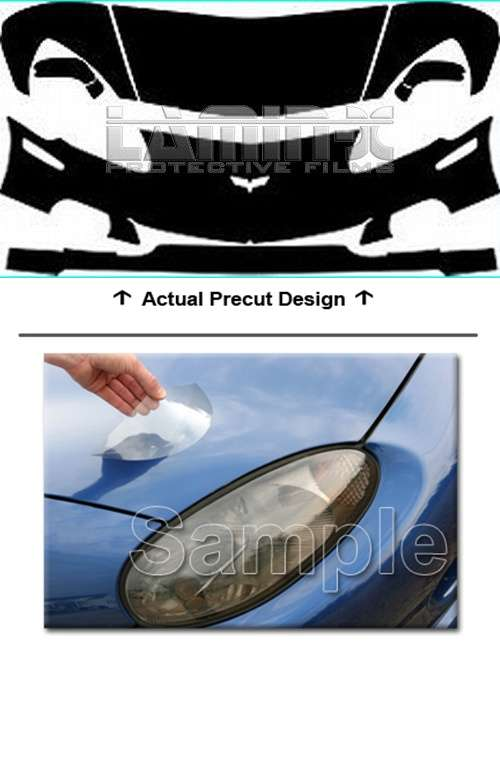 Pre Cut C7 Corvette Stingray//Z06//Grand Sport Lamin-X Clear Bra Mirror Protection Film