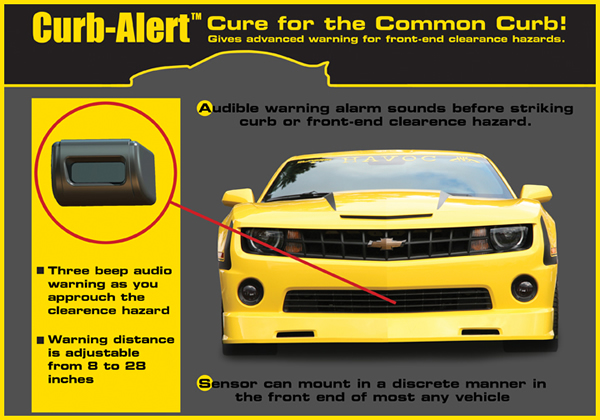 e07f1070c51 Curb-Alert from IVS - a must for all cars with Front Spoiler Splitter