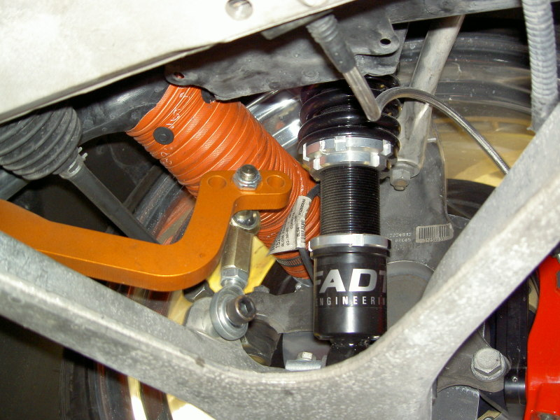 Corvette Suspension Upgrades, and Performance Parts, C5, C6