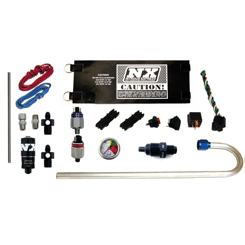 Camaro 2010, GEN X 2 ACCESSORY PACKAGE Nitrous Express