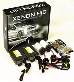 VMS Racing, H10 HID 8000K Lightng Upgrade Kit for C6 Corvette Fog Lights, ALL Models, Easy Installation