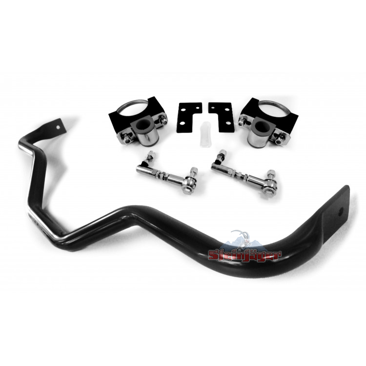 1982-2002 Camaro Steinjager F-Body Rear Sway Bar Drag Package. Black powdercoated, Made in the USA