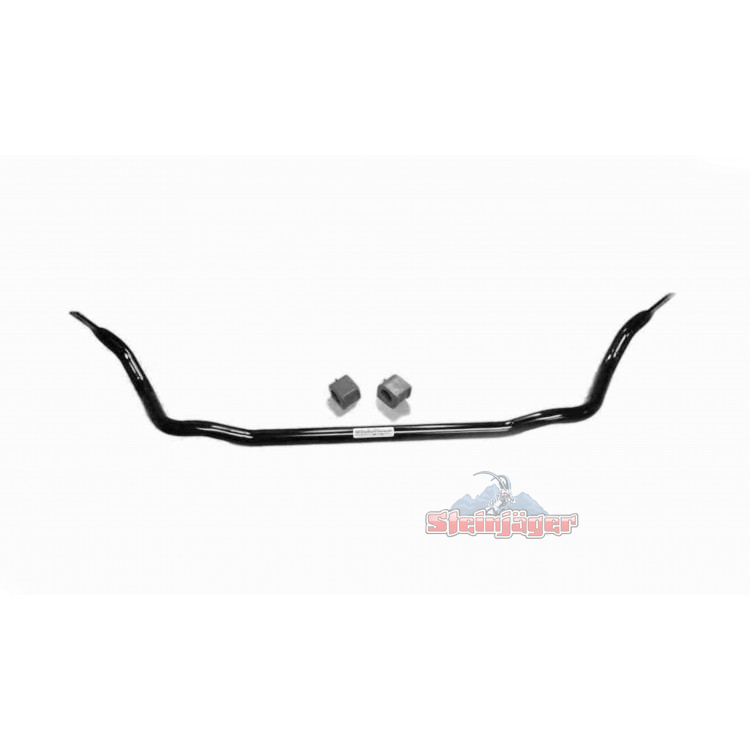 "Corvette C6 2005-2013, Front Sway Bar, 1.25"" x 0.120"" W DOM Tube & Poly Kit"