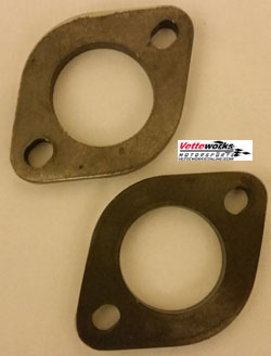 LS3 Camaro Exhaust Manifold Collector Flange (sold as a pair)