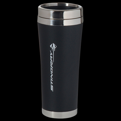 C7 Corvette Stingray 18oz Tumbler - 18oz Double Wall 18/8 Stainless Steel Tumbler