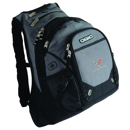 C7 Logo Stingray Corvette Ogio Fugitive Backpack Bag   2014+ 625950c7ec