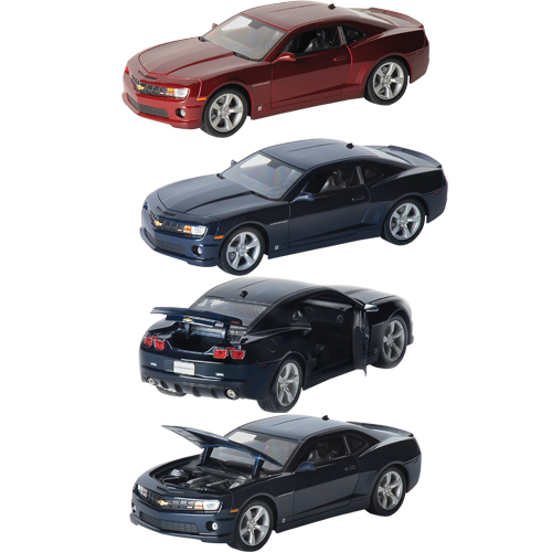 2010 Style Camaro SS Diecast Model 1:18 scale