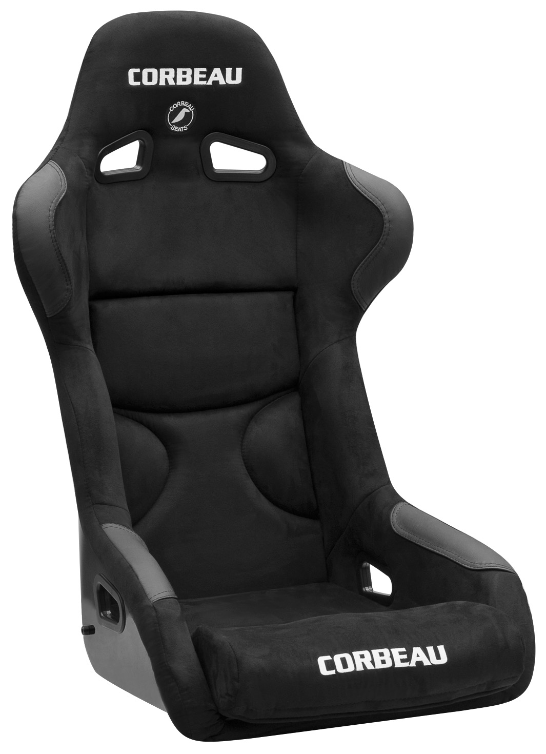 Corbeau FX1  Racing Seat, Black Microsuede Pro, S29501P