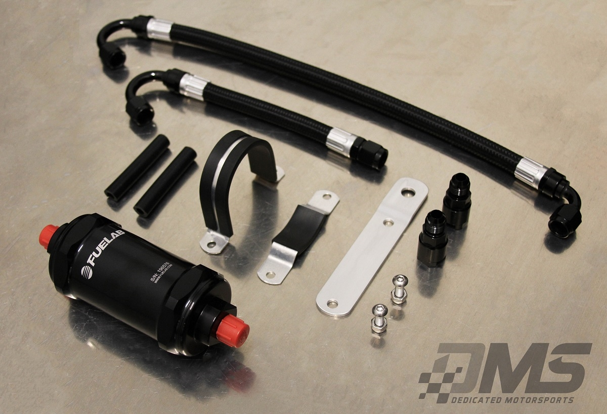 DSX Auxiliary Fuel Filter Kit for 2012-2015 ZL1 Camaro