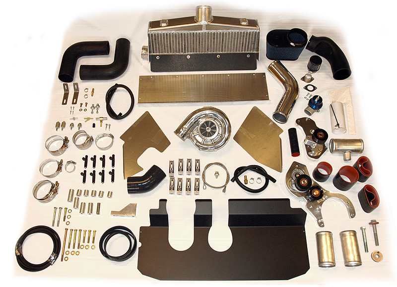 A&A Corvette 1997-2004 C5 LS1 or LS6 Corvette Supercharger Kit (Vortech Based)