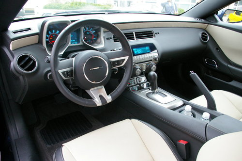 Camaro 5th Generation C6 Corvette Performance