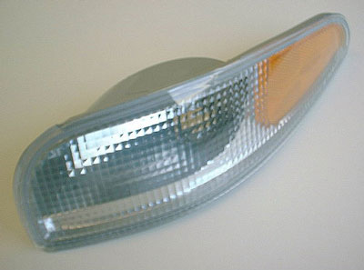 C5 Corvette Export Front Park Signal Lamp - Right Also Turn Signal